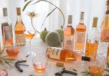 9 Reasons to Drink Rosé for Thanksgiving