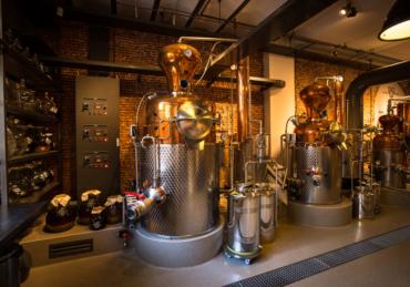 Field Trips: Dutch Genever (Jenever) Distilleries