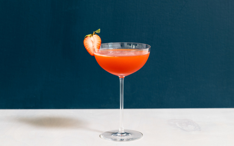 Bitter Valentine: A Bitter Tequila Cocktail for Valentine's