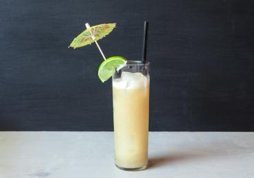 Luau Smoked Pineapple