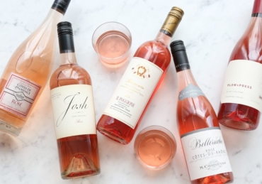 6 Reasons Why Rosé Is The Perfect Christmas Wine