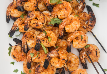 Spicy Sriracha Grilled Shrimp – And Prosecco Superiore Wine Pairing