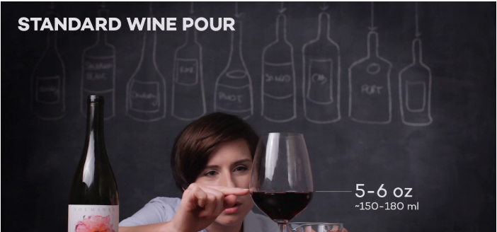 How to Pour Wine Without Dripping