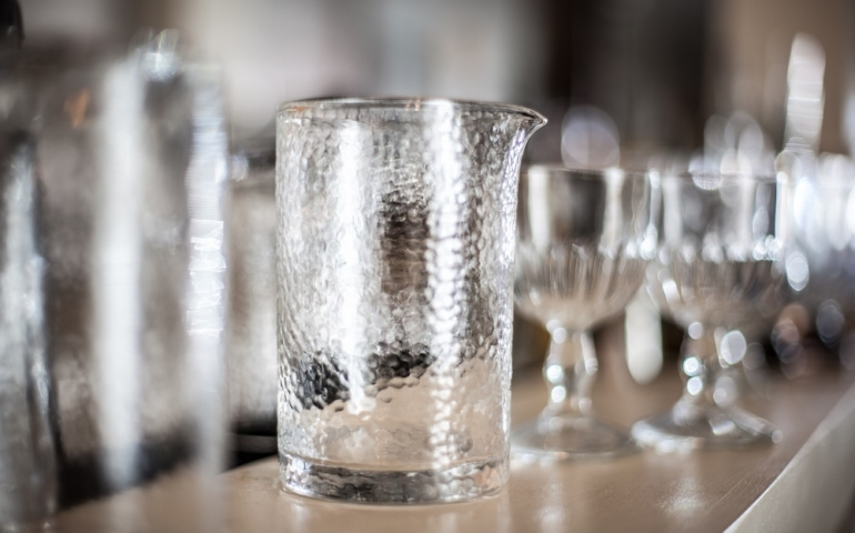 A Mixing Glass and two Muddlers Walk into a Bar…