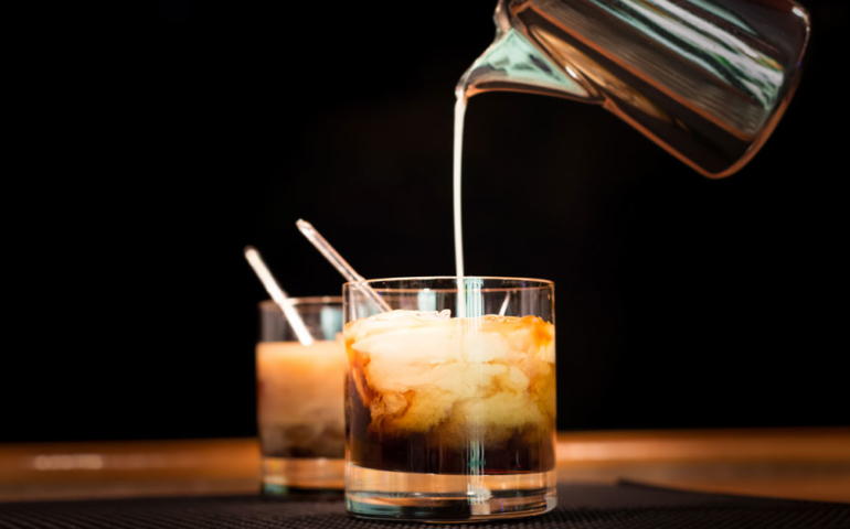 Best Practices: Don't Skimp When You're Making White Russians