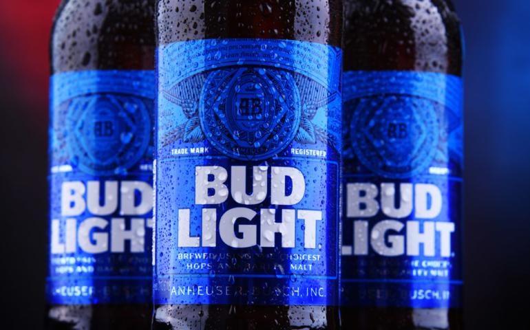 Bud Light Promises Free Beer for the Winning Super Bowl City