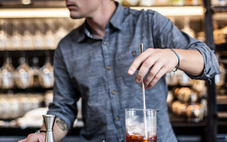 Hospitality Industry Update: Mixing Glass Industry-Only Case Price