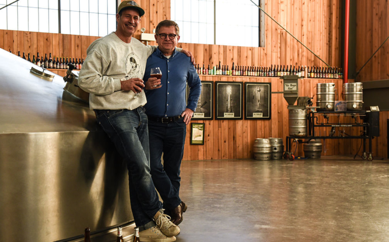Rodenbach Announces First-Ever Beer Collab With Dogfish Head Craft Brewery