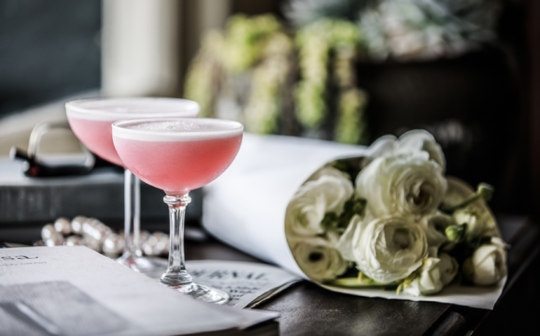 The Clover Club Cocktail – History, Recipe, Technique & Variations
