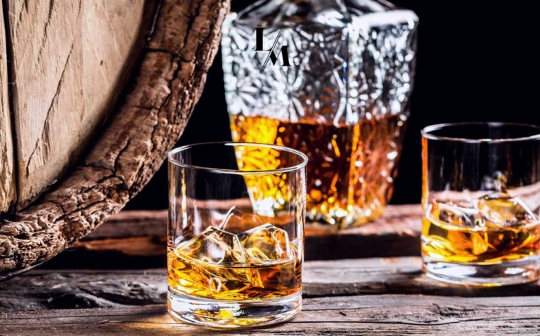 Difference Between Brandy, Cognac, Whisky and Bourbon