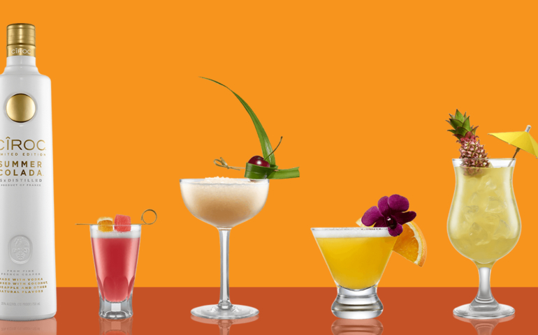 Light Up Your Weekend With These Simple Ciroc Cocktails
