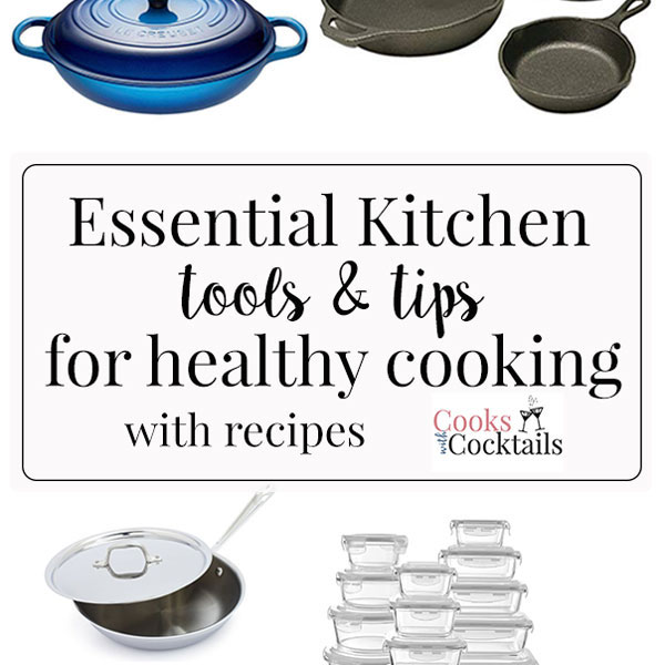 4 Essential Kitchen Tools U0026 Tips For Healthy Cooking (with ...