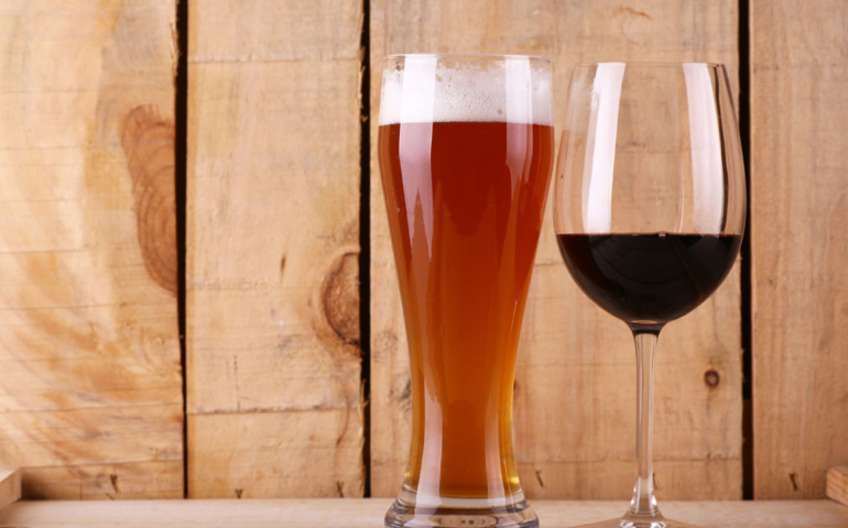 A Secret Crush: California's Leading Winemakers Are Running on Beer