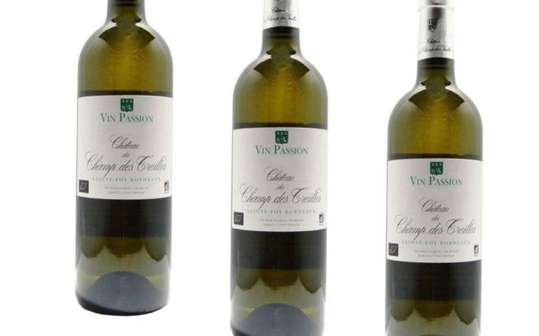 Château du Champ des Treilles 'Vin Passion' Bordeaux 2016