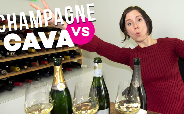 Champagne vs. Cava (How To Save Money & Drink Better)