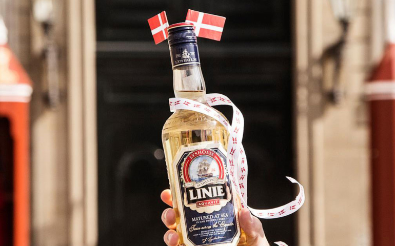 Making This Nordic Spirit Means Crossing the Equator Twice