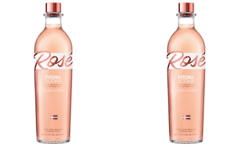 Rosé-Infused Vodka Is Here to Cure Your Winter Blues