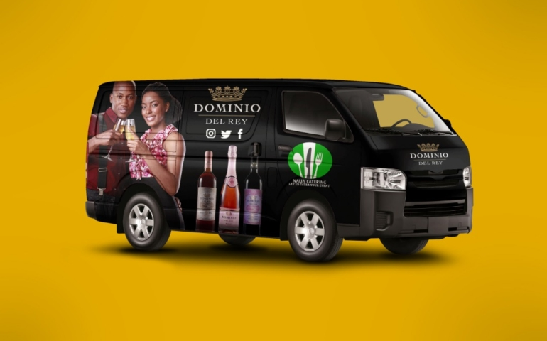 Free Bus Branding for Vendors | Powered by Saharan Distillers