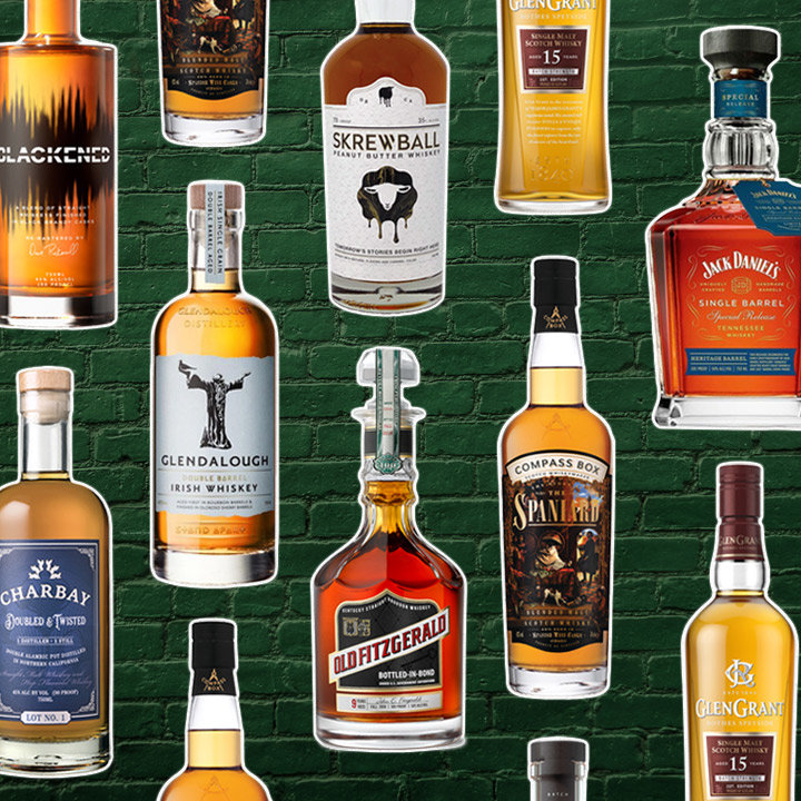 8 New Whiskeys to Try Out Now
