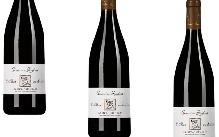 Domaine Rimbert Saint-Chinian 'Le Mas au Schiste' 2016, Languedoc, France