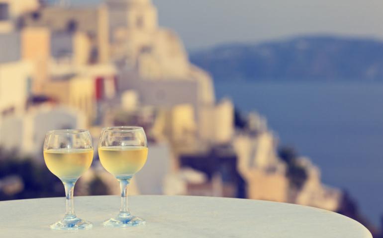 Greek Wine Is Trending, Depending on Whom You Ask