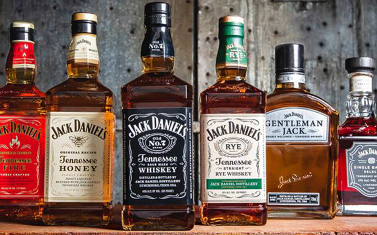 Jack Daniel's Producer Projects $125M Sales Slump Due to Trump Tariffs