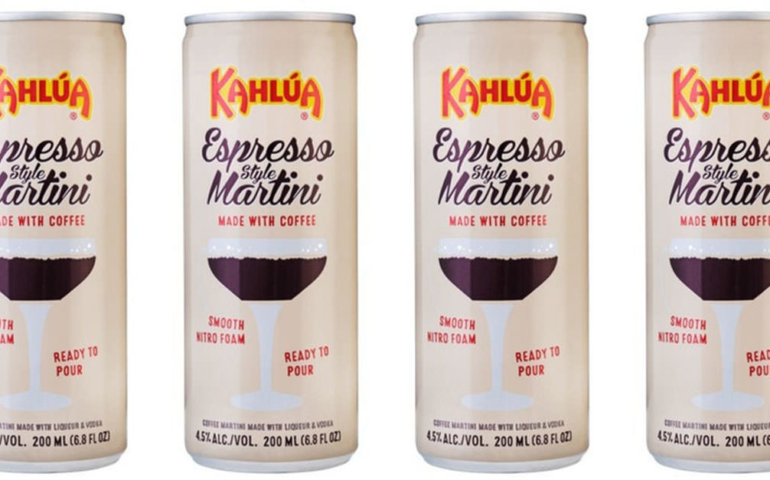 Kahlúas Espresso Martini is the Latest Must-Try Canned Cocktail