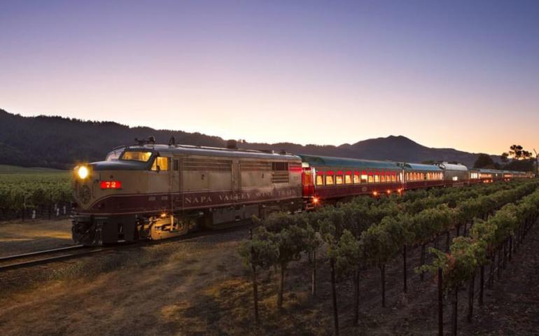 Napa Wine Train Intros Prohibition-Era Murder-Mystery Rides