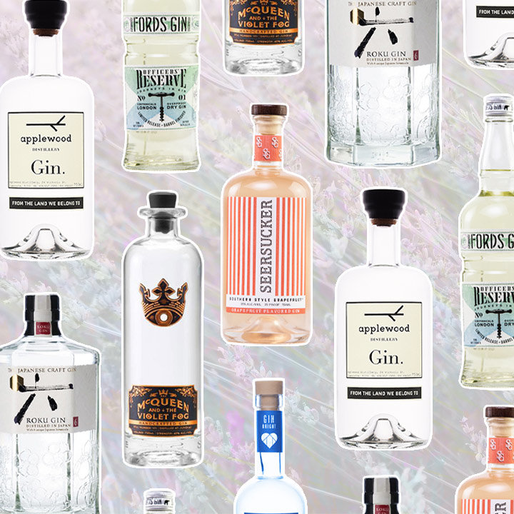 6 Gin Bottles to Try Right Now