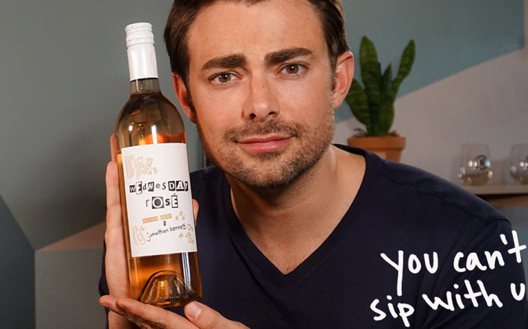 An Unexpected 'Mean Girls' Star Releases a Rosé