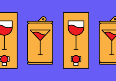 Are Canned Cocktails and Boxed Wine the Way We'll All Drink In The Future?