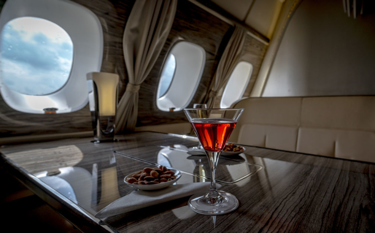 Ask Adam: Should I Avoid Drinking Cocktails With Ice on Airplanes?
