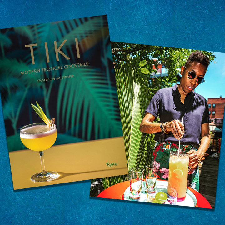 Inside the Revolutionary Tiki Book That's Built for the Modern Age