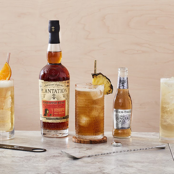 Are You Mixing Your Favorite Spirit With the Wrong Ginger?