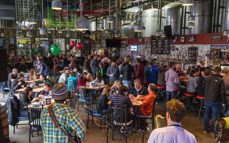 How to Get the Most Out of Your Visit to Oskar Blues Brewery