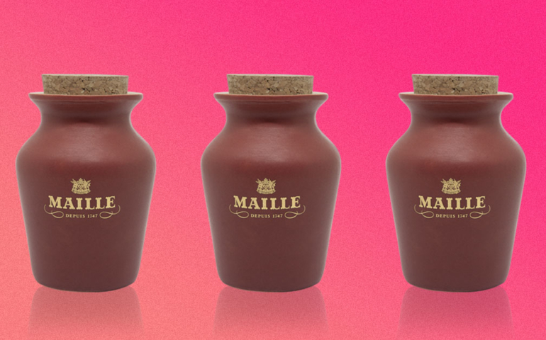 Limited-Edition Rosé Mustard is Here, Changing Lunch Forever