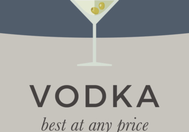 The Best Vodka at Any Price