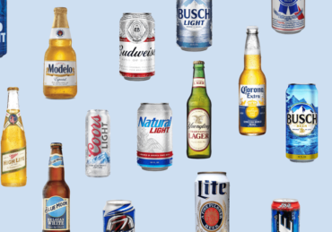 A Guide to the Calories, Carbs, and ABV in America's Best-Selling Beers (Chart)
