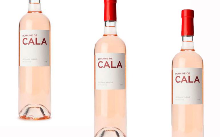 Domaine de Cala Rosé 2018, Coteaux Varois en Provence, France