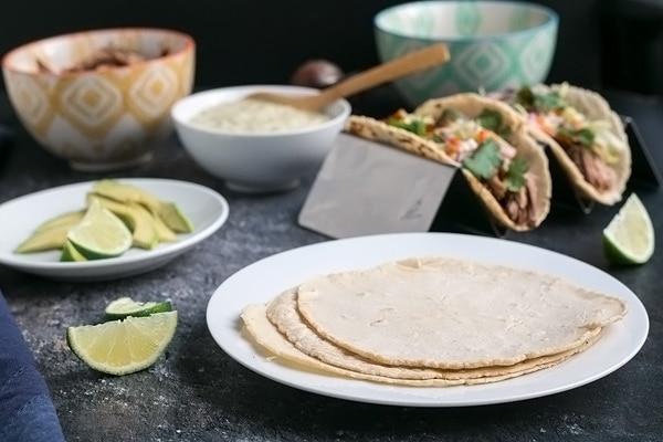 Easy Homemade Tortillas ~ Naturally Gluten Free & the Best Tortilla Press