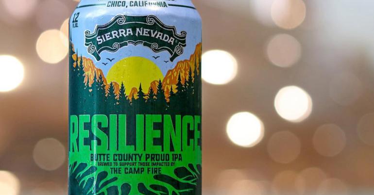 Hop Take: Sierra Nevada 'Resilience IPA' Brews Up Drama