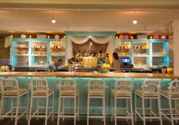 This Wedding-themed Bar Is Like a Pinterest Fantasy Plucked From the Las Vegas Strip