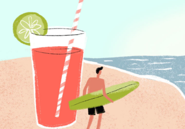 The Inside Story of the Sea Breeze Cocktail