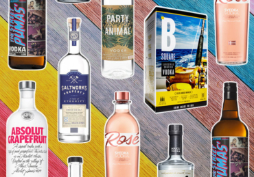 7 Vodka Bottles to Try Right Now