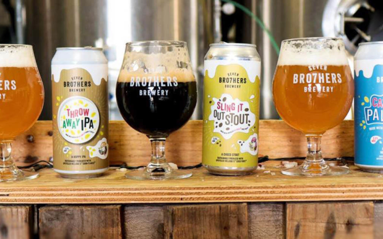 Your Favorite Kellogg's Cereals Now Available As Beers