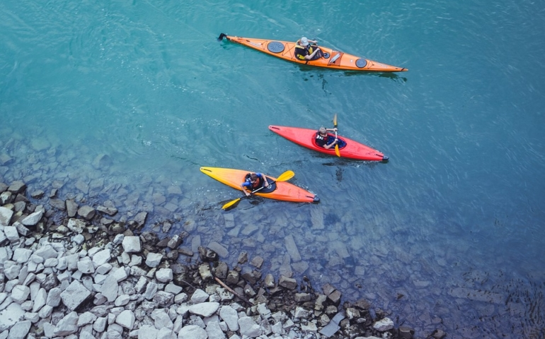 Best Places to Kayak in Lagos This Weekend