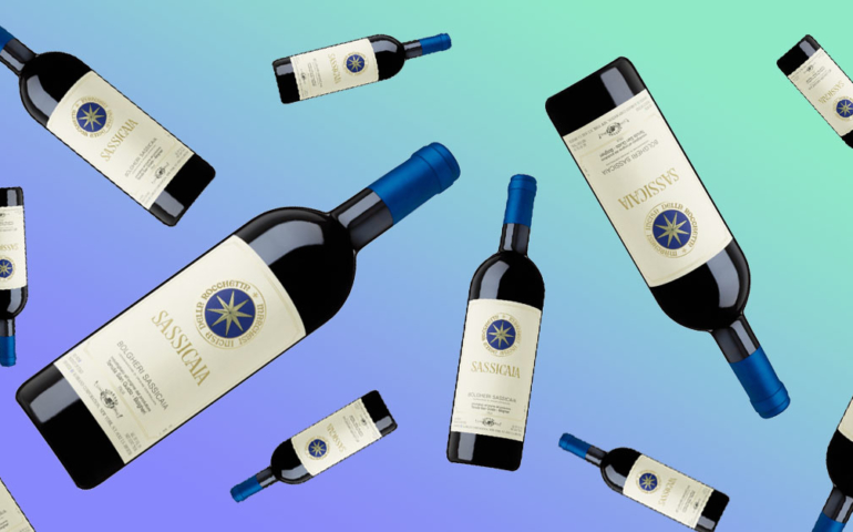 10 Things You Should Know About Sassicaia