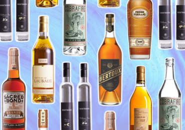 7 Great Brandies That Are Perfect for Cocktail Making