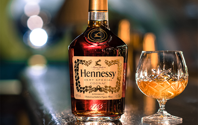 Revenue growth for LVMH wine and spirits arm in H1