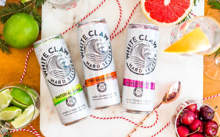 Hop Take: White Claw Rips Into Craft Beer Sales | Naija Wine